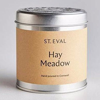 St. Eval Hay Meadow Scented Candle