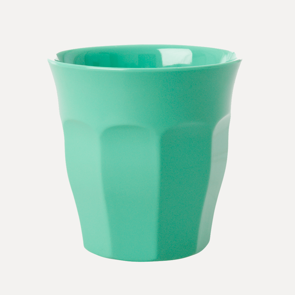 Rice Medium Sea Green Cup