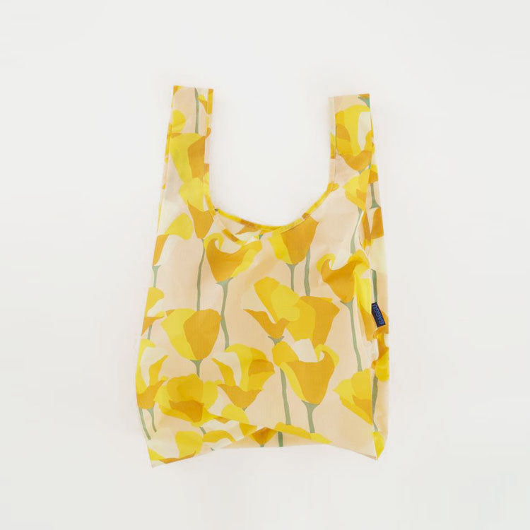 Baggu Golden Poppy Reusable Bag