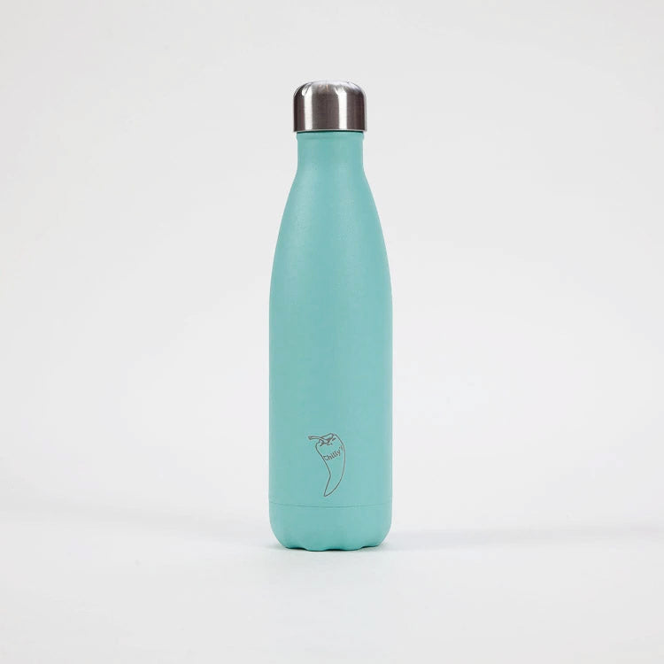 Chilly's Green Pastel Drinking Bottle 500ml