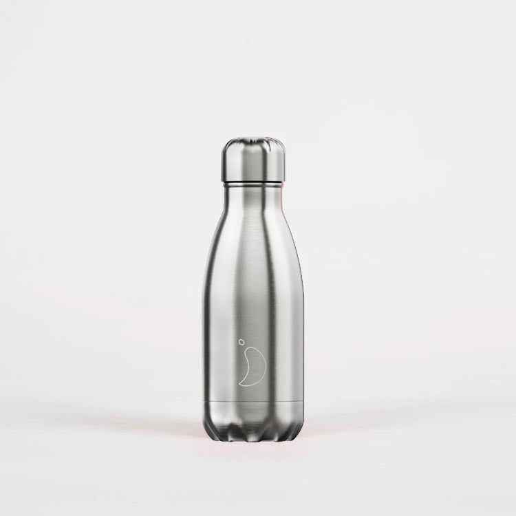 Chilly's Stainless Steel Drinking Bottle 260ml