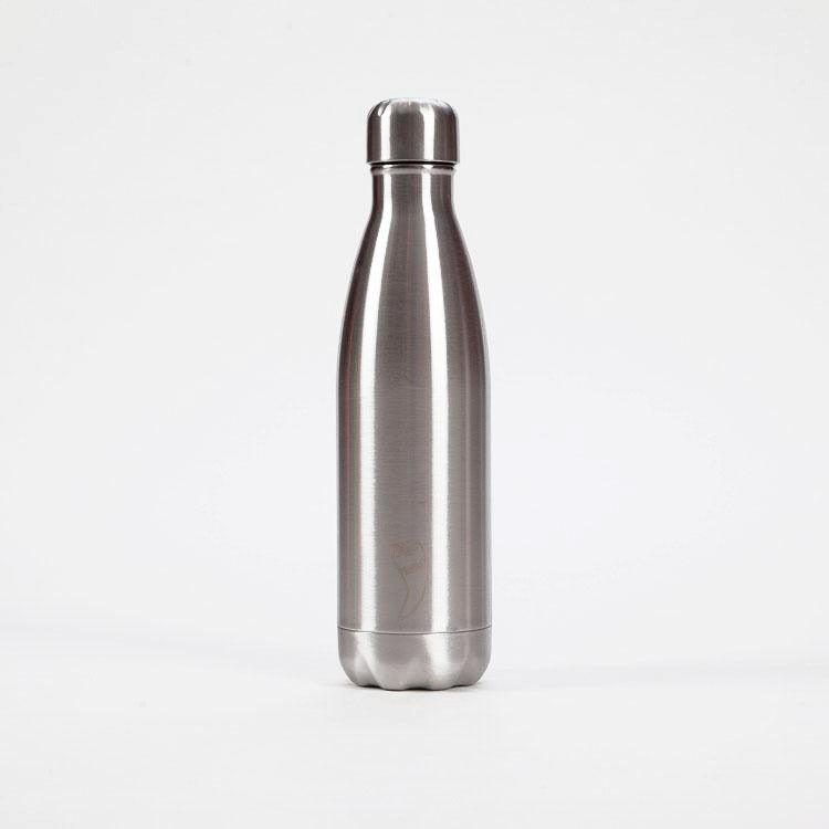 Chilly's Stainless Steel Drinking Bottle 500ml