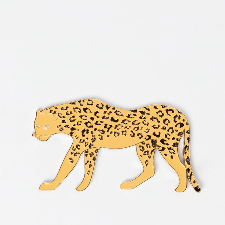 DOIY Design Savanna Cheetah Bottle Opener