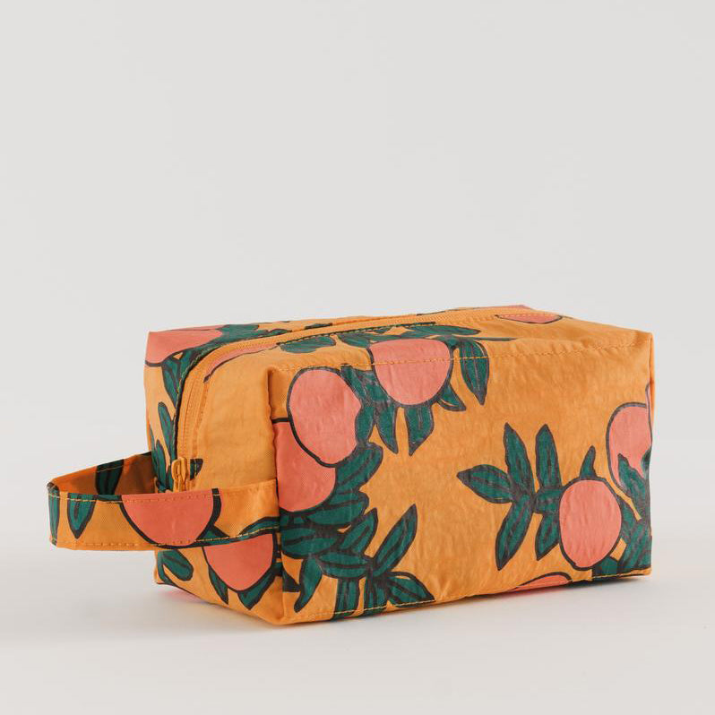 Baggu Orange Tree Dopp Kit
