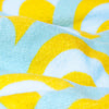 Roo's Beach Ebb & Flow Fringed Beach Towel detail shot