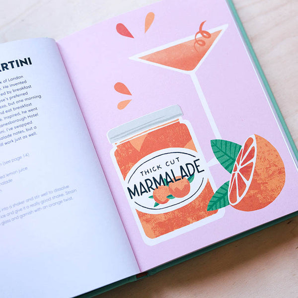 Inner pages of Product shot: Gin Made Me Do It By Jassy Davis