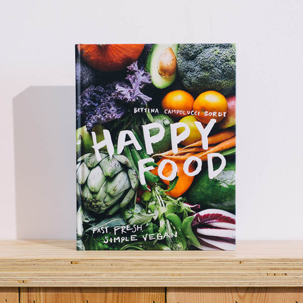 Product shot: Happy Food By Bettina Campolucci Bordi
