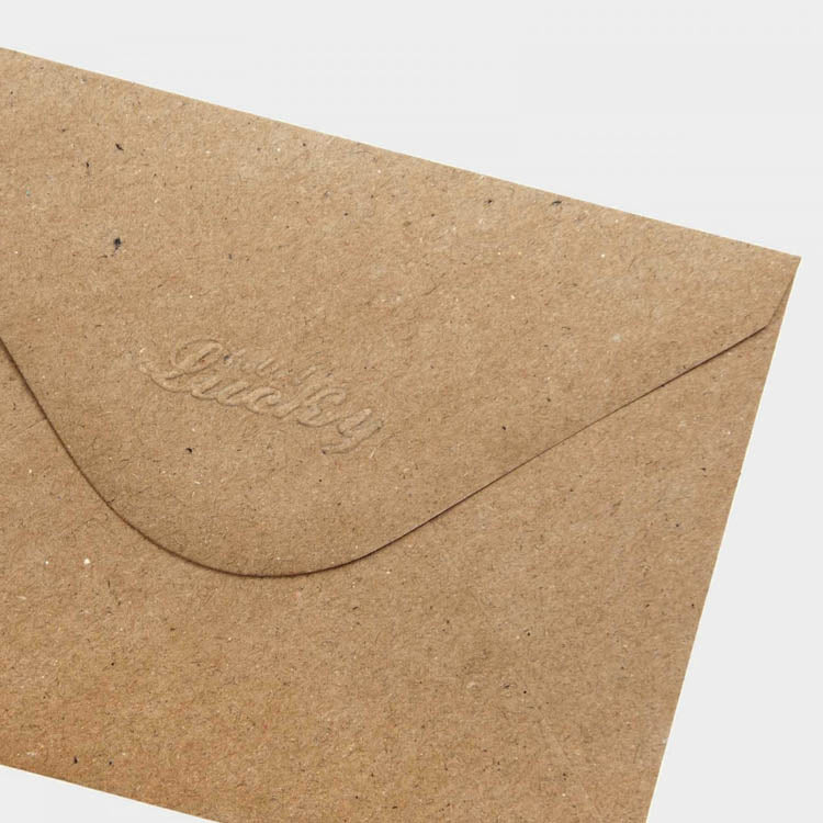 Hello! Lucky kraft envelope