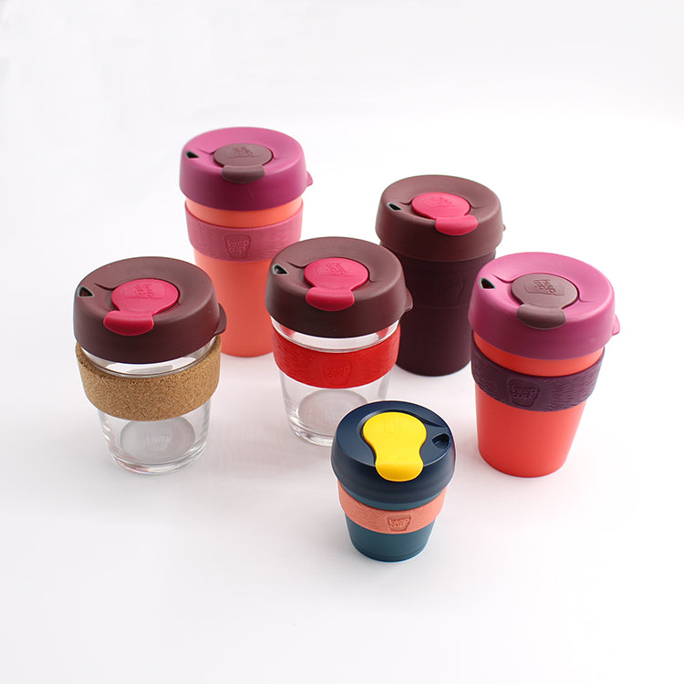 KeepCup Brew Cork Edition Almond 12oz / 340ml Cup