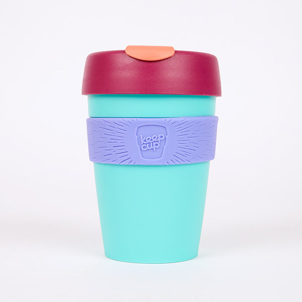 KeepCup Reusable Travel Cup 340ml | Blossom - Available from Roo's Beach UK