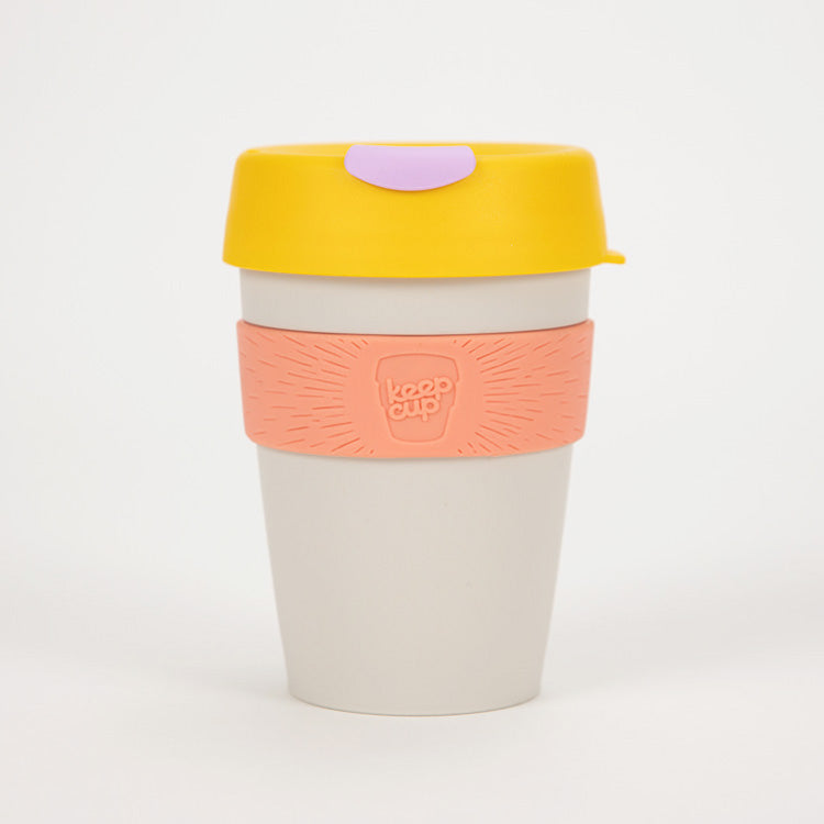 KeepCup Rhubarb & Custard Reusable Travel Cup 340ml