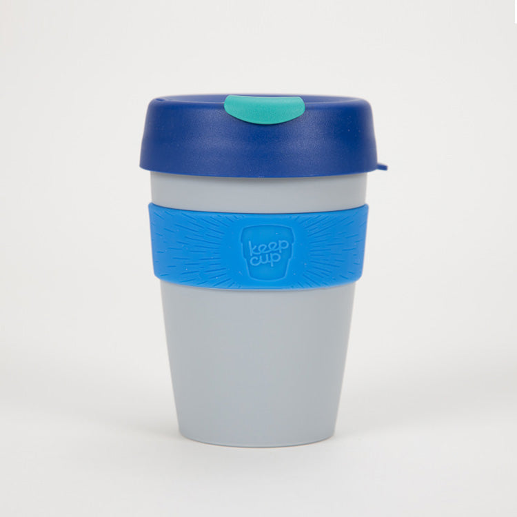 KeepCup Sea Reef Reusable Travel Cup 340ml