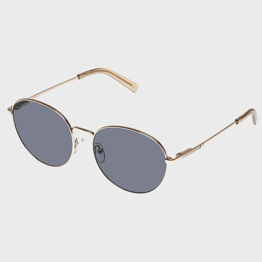 Le Specs Horus Alt Fit Bright Gold Sunglasses