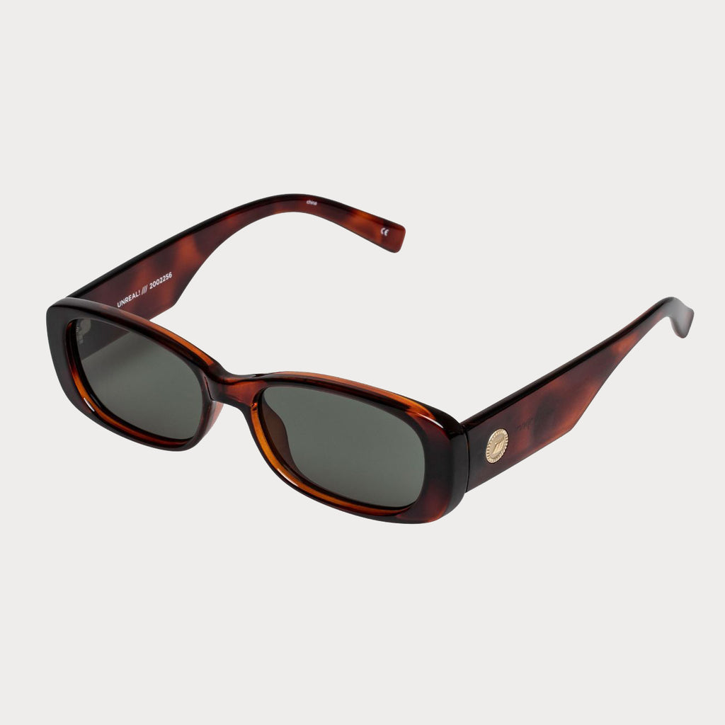 Le Specs Unreal! Toffee Tort Sunglasses
