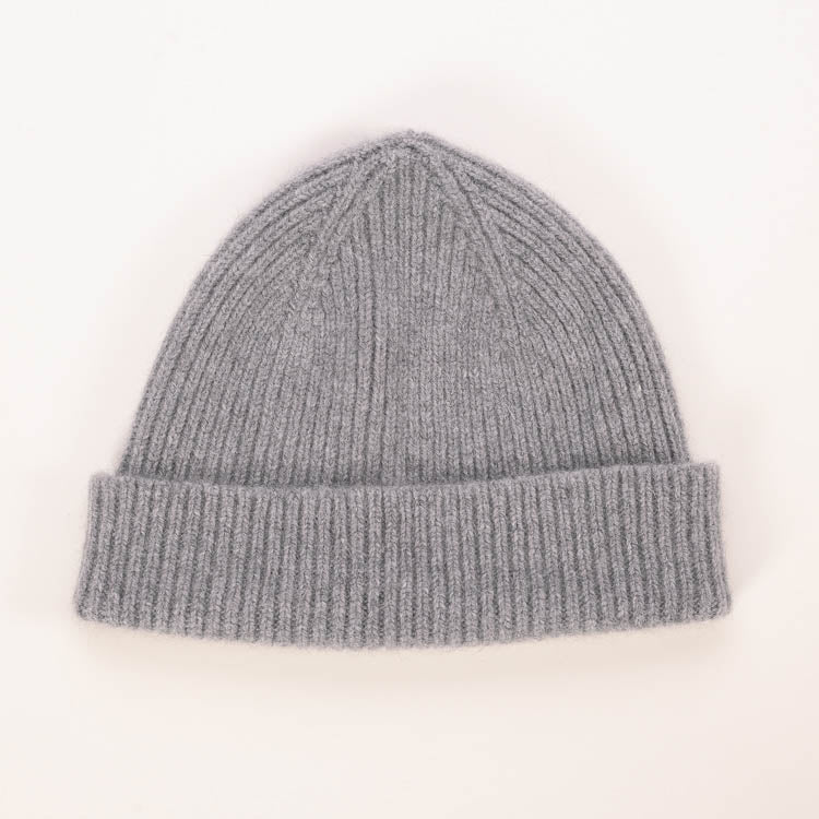 Le Bonnet Smoke Grey Beanie Hat