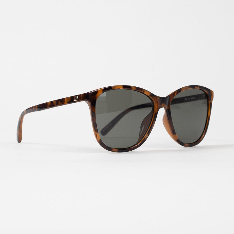 Le Specs Entitlement Milky Tort Sunglasses