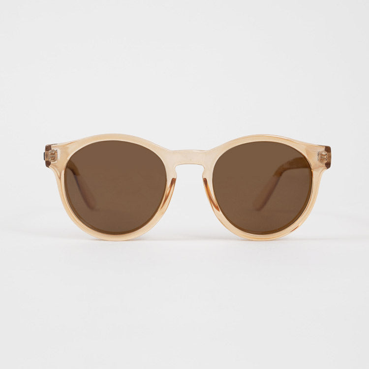 Le Specs Hey Macarena Blonde Brown Sunglasses