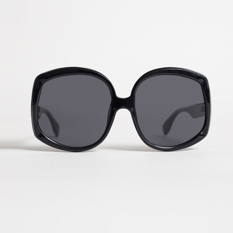 Le Specs Illumination Black Sunglasses