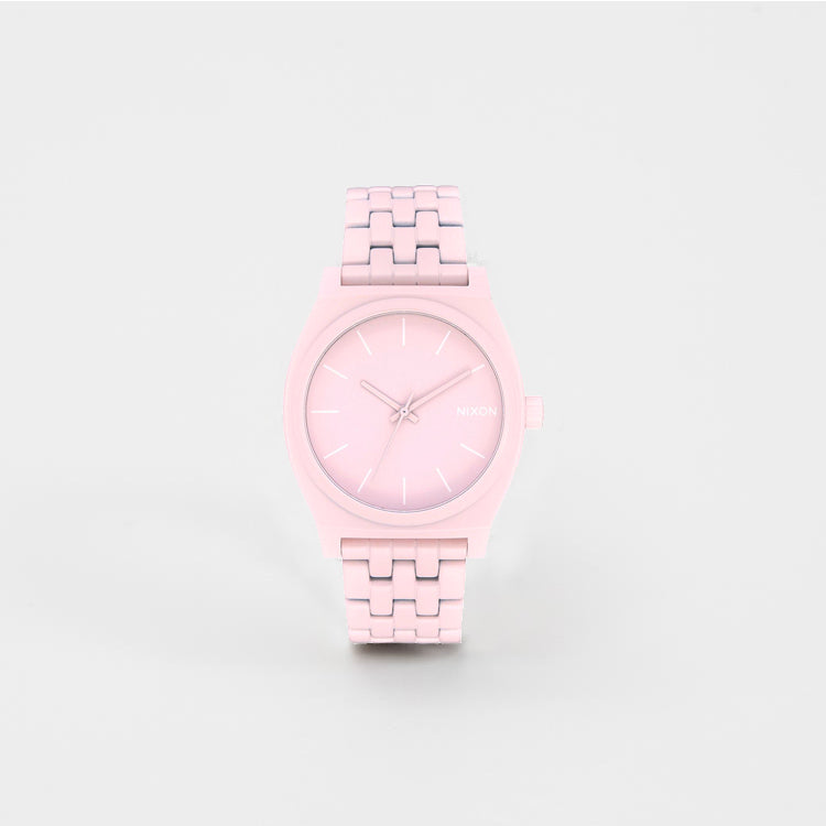 Nixon Time Teller All Matte Petal Watch