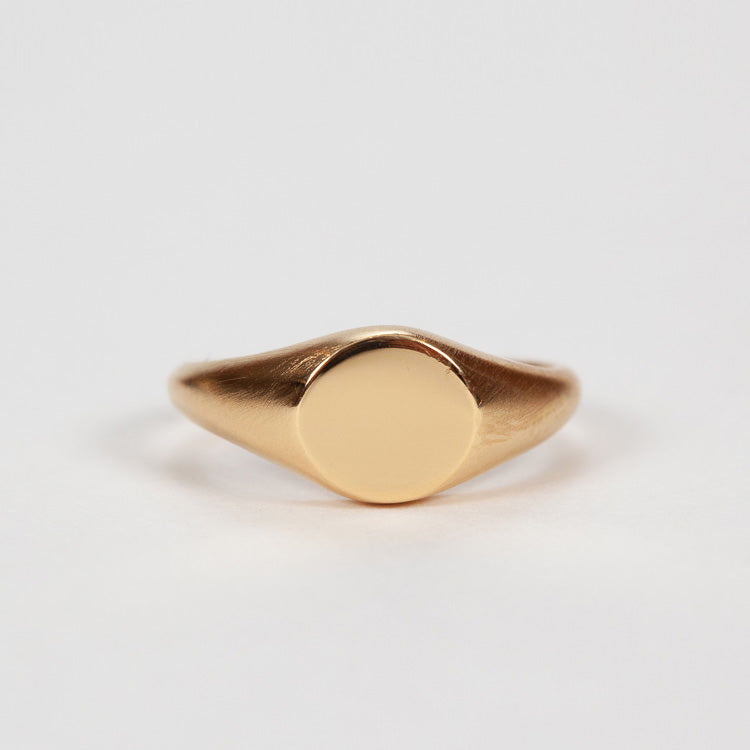 Product shot: Pernille Corydon Daylight Vintage Gold Ring