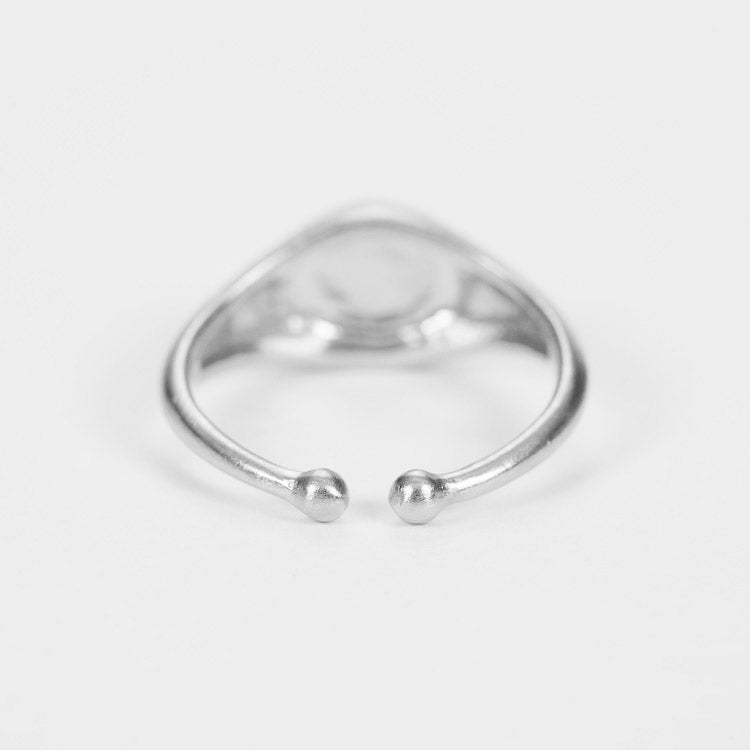 Product shot: Pernille Corydon Daylight Vintage Silver Ring