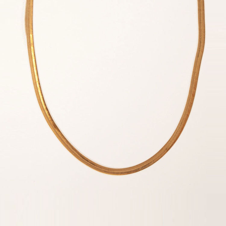 Product shot: Pernille Corydon Edith Gold Necklace