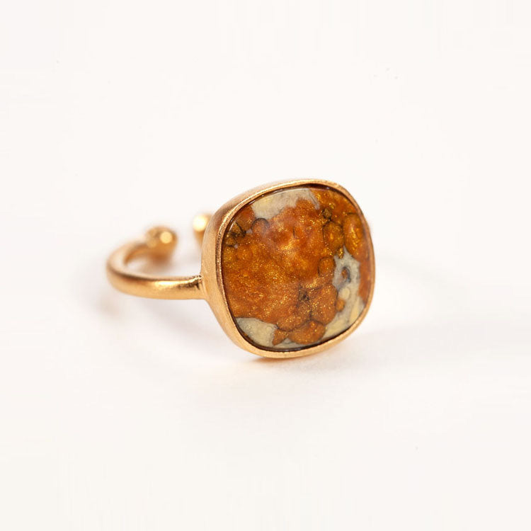 Product shot: Pernille Corydon Leopard Ring