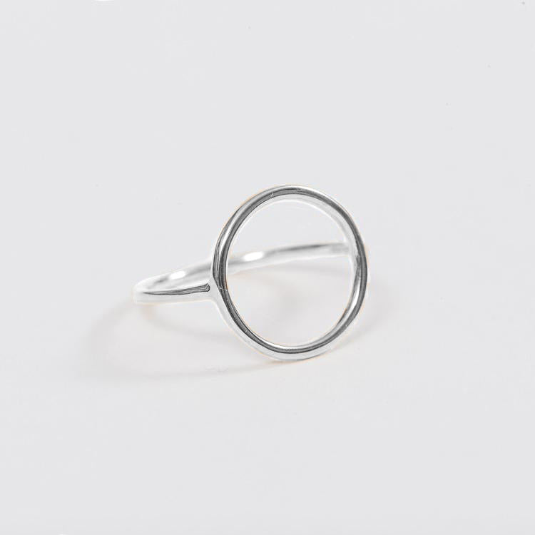 Product shot: Pernille Corydon Silver Halo Ring