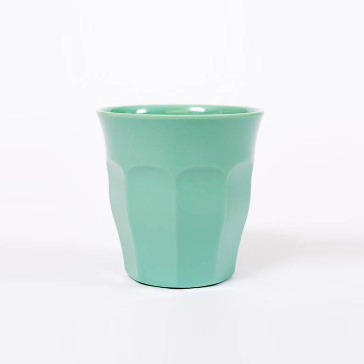 product shot: RICE Khaki Green Melamine Cup