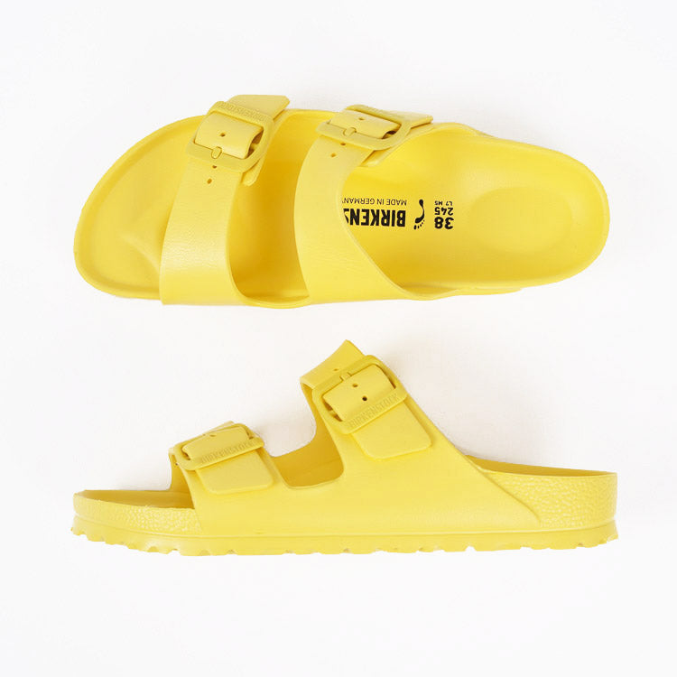 Birkenstock Arizona EVA Vibrant Yellow Narrow Fit Sandals