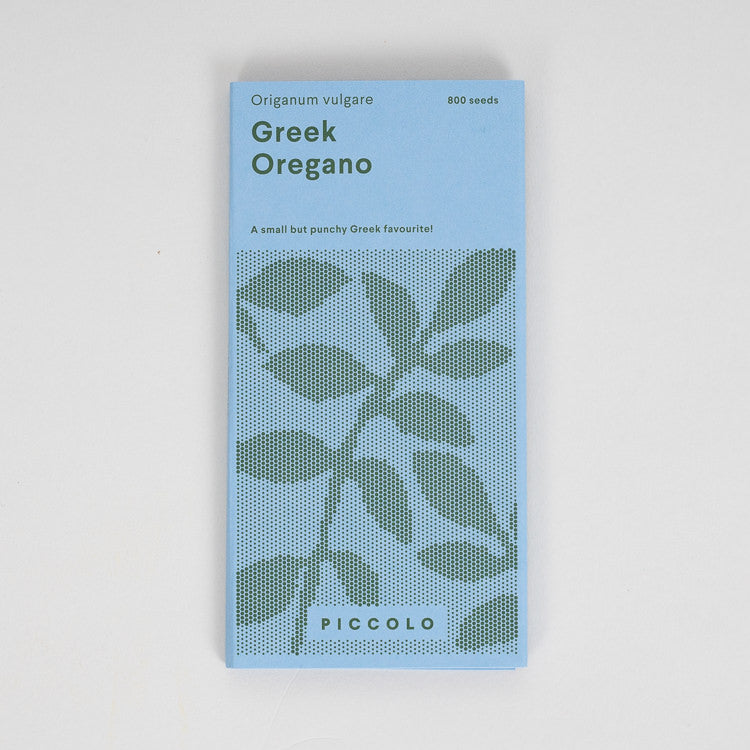 Piccolo Greek Oregano Seeds