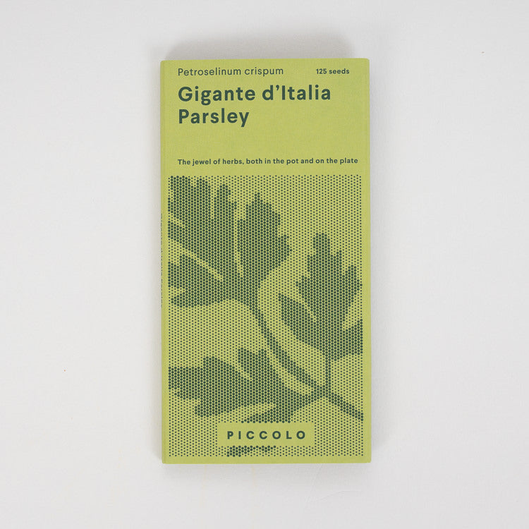 Piccolo Gigante d'Italia Parsley Seeds