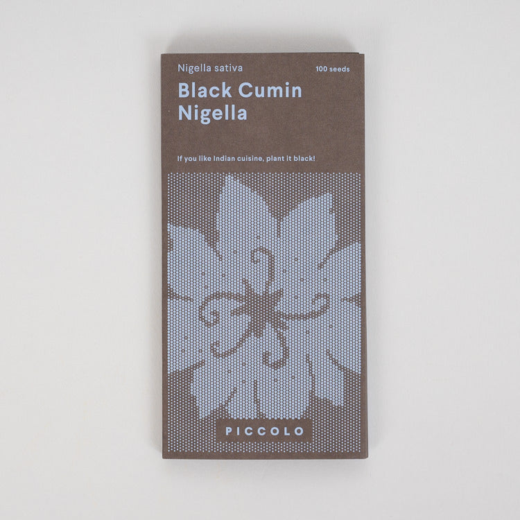 Piccolo Black Cumin Nigella Seeds