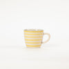 Product shot: Bloomingville Patrizia Yellow Stripes Small Mug