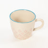 Product shot: Bloomingville Patrizia Folk Rose Small Mug
