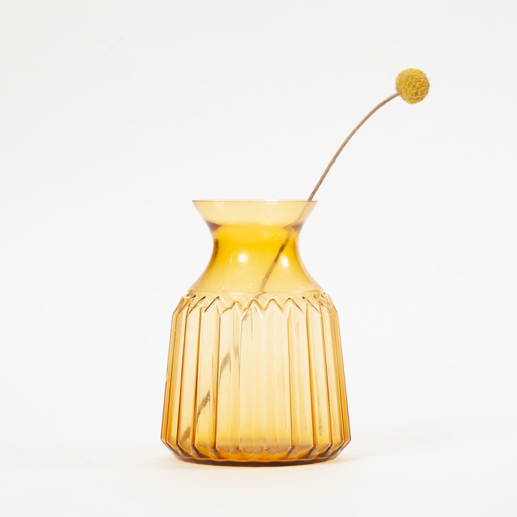 Product shot: Bloomingville Brown Glass Vase