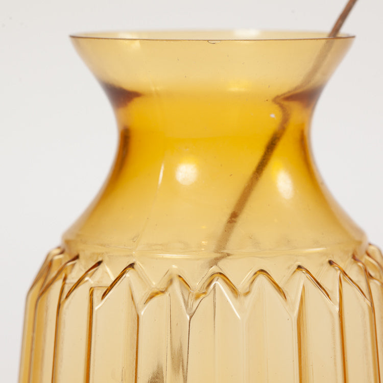 Detail shot of Product shot: Bloomingville Brown Glass Vase