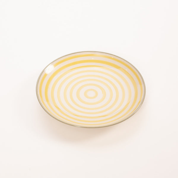 Product shot: Product shot: Bloomingville Patrizia Blue Polka Dots Small Plate