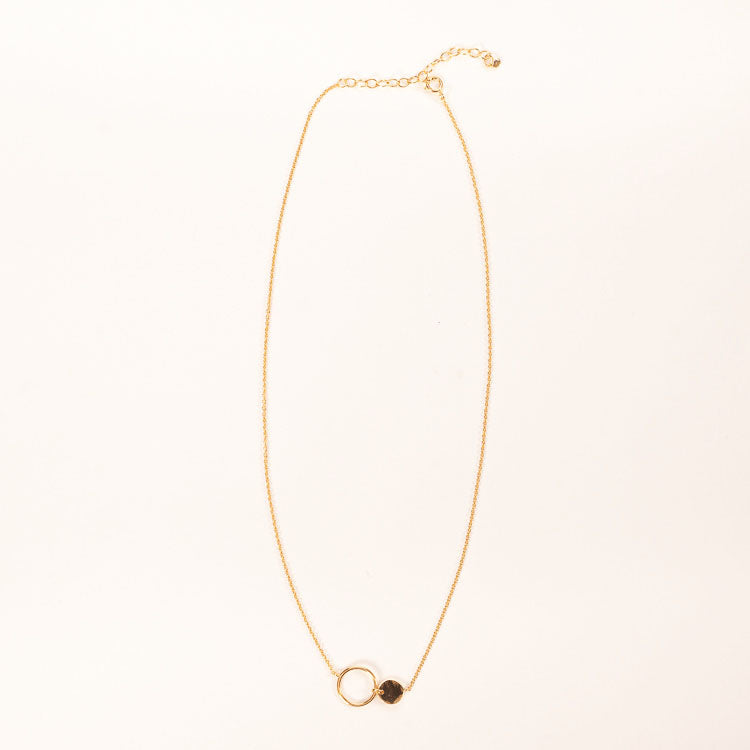 Product shot: Pernille Corydon Eon Gold Necklace