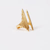 Rachel Jackson Gold Electric Goddess Ring