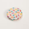 Product shot of Rex London Tropical Fruits Compact Mirror
