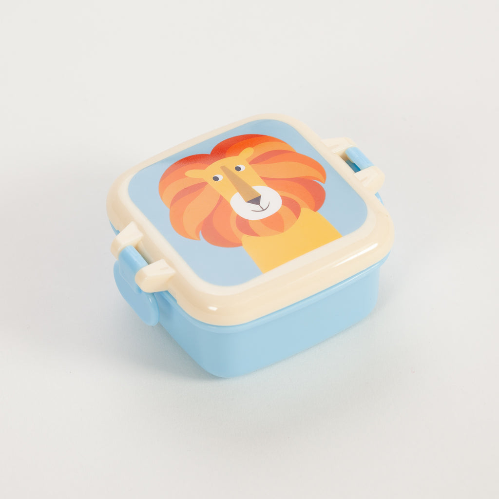 Rex London Charlie The Lion Mini Snack Pot