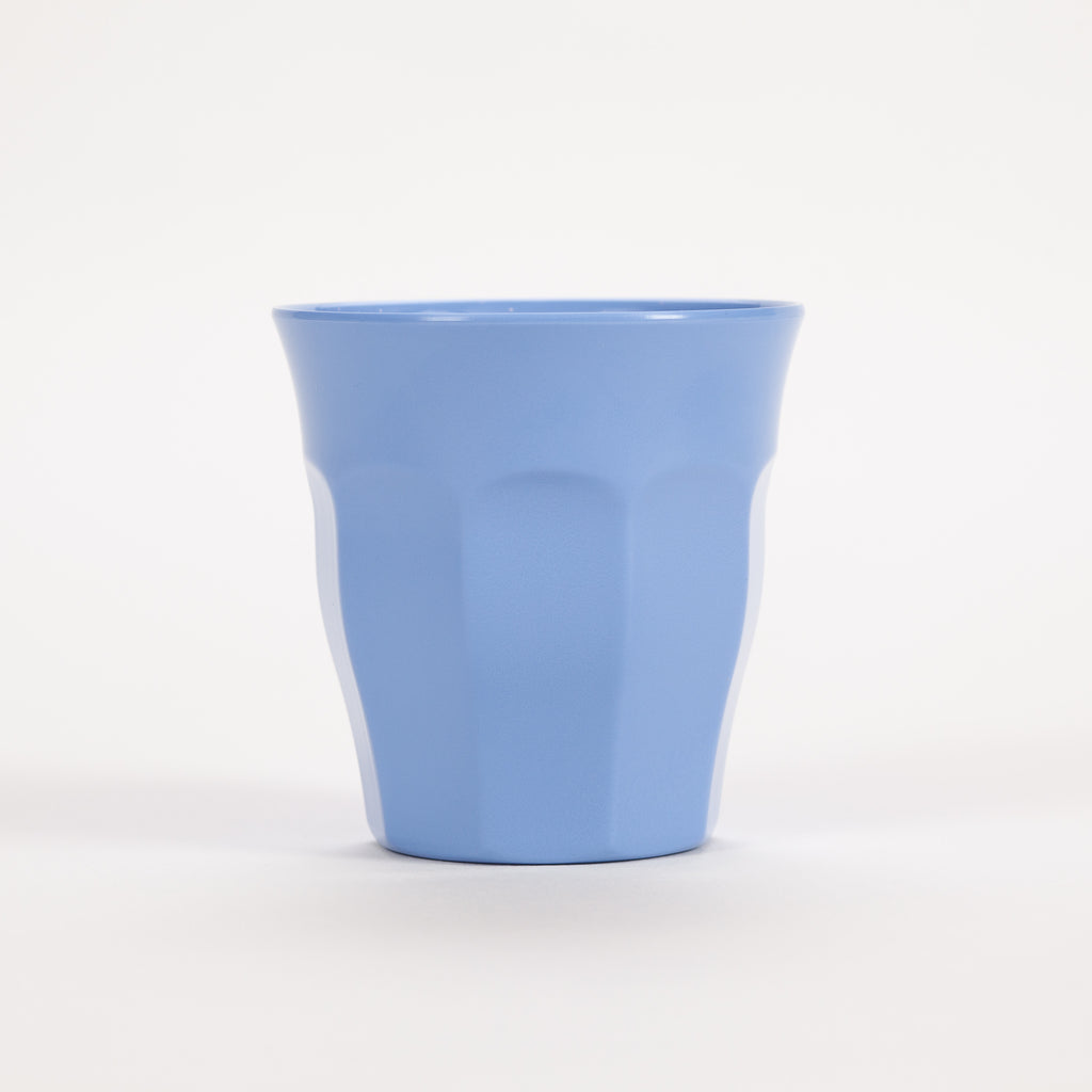 Product shot of Rice Medium Dusty Blue Cup