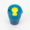 Product shot of KeepCup Hydro Reusable Travel Cup 340ml - Top view