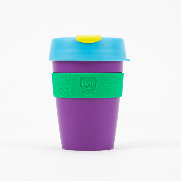 Product shot of KeepCup Element Reusable Travel Cup 340ml - Front View