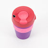 Product shot of KeepCup Hive Reusable Travel Cup 340ml - Top view