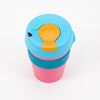 Product shot of KeepCup Magnetic Reusable Travel Cup 340ml - Top view