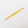 Product shot: Penco Passers Mate Yellow 0.5mm Pencil on a white background