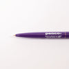 Product shot: nib detail of BIC Clic Ballpoint Pen on a white background