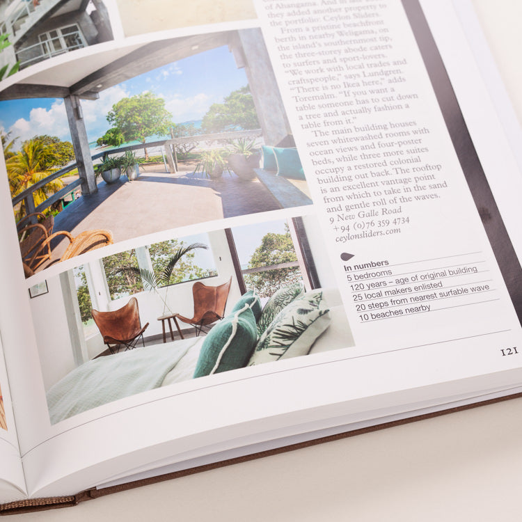 The Monocle Guide to Hotels, Inns and Hideaways Book